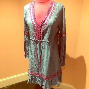 Moda cotton dress